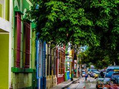 Calles - Santa Marta