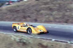 Bruce McLaren M8A, Can-Am, Ontario Motor Speedway