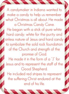 The Legend of the Candy Cane Candy Cane Poem, Candy Cane Story, Candy Cane Image, Candy Cane Crafts, Candy Canes, Candy Cane Sleigh, Candy Cane Reindeer, Candy Cane Ornament, Christmas Stories For Kids