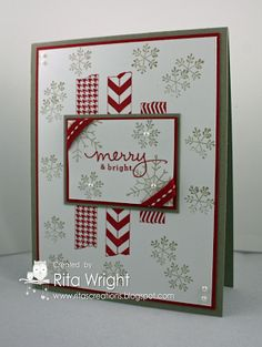 Rita's Creations: Stampin' Up! Endless Wishes