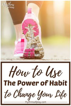 """Learn how to create healthy new positive habits to replace old bad habits with """"The Power of Habit"""" and these simple life-changing tips! Wellness Tips, Health And Wellness, Sibling Relationships, Free Planner, Marriage And Family, Best Blogs, Good Habits, Raising Kids, Life Changing"""