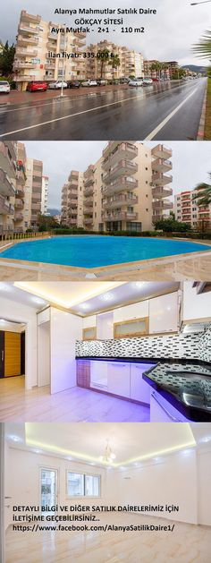 Alanya Satılık Daire Dom, Istanbul, Mansions, House Styles, Hotels, News, Google, Home Decor, Alanya