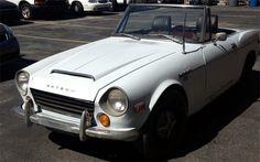 South Florida Sunshine:  1969 Datsun 1600 Roadster - http://barnfinds.com/south-florida-sunshine-1969-datsun-1600-roadster/