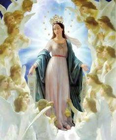 Verschijningen in de wereld van de Heilige Maagd Maria