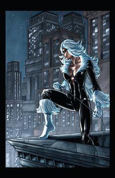 black cat marvel | Black Cat - Marvel Comics Photo (14636572) - Fanpop fanclubs