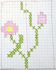 Ullcentrum - Krokat Garner, Blogg, Tunisian Crochet, Character, Lettering