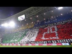Lo spettacolo prima di Juventus-Inter - The spectacle ahead of #JuveInter
