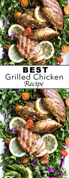 Best Grilled Chicken
