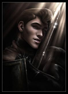 Yes Prince Philip you can slay a dragon for me disney heroes by: David Kawena