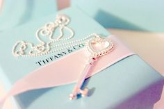Tiffany's Key Necklace.....