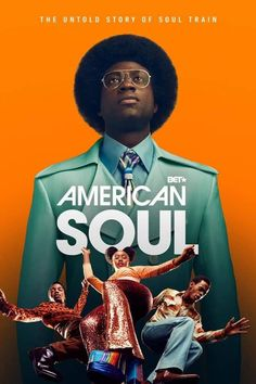 """American Soul tells the inside story of Don Cornelius's """"Soul Train,"""" the legendary dance show that defined a generation. F Movies, Hd Movies Online, Tv Series Online, Hindi Movies, Movies To Watch, Film Movie, High School Musical, Soul Train, Tv Station"""