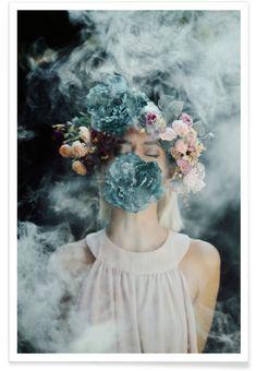 Smoke Dream - Jovana Rikalo - Premium Poster