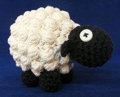 Ravelry: Bobble Sheep pattern by Skeins Away (Emma Field)