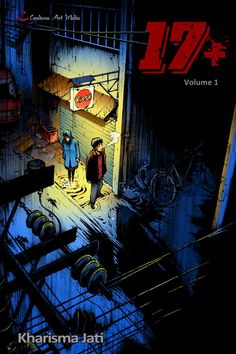 Komik 17+ chapter 1 | karya Kharisma Jati | penerbit Cendana Art Media