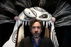 Love Tim Burton's dark and entertaining whimsy.