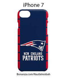 New England Patriots iPhone 7 Case Cover Wrap Around