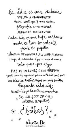 Manifiesto - Lucia Be                                                       …