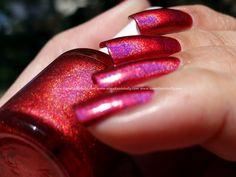 Love Red By Kelly Cris | Esmaltes da Kelly