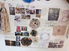 Circle of life design sheet