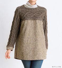 60代&70代におすすめ!おしゃれな秋の手作り大人服の作り方7選 | ぬくもり Redo Clothes, Sweater Cardigan, Men Sweater, Shirt Refashion, Bell Sleeve Top, How To Make, How To Wear, Tunic Tops, Pullover