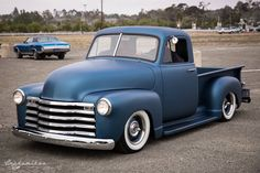 Gorgeous vintage truck with custom work. #Classic #Style #Design #Beauty