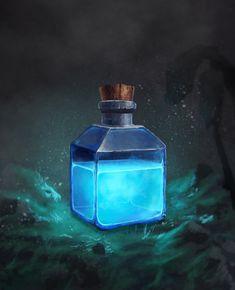 Star Light by ArtLanding. Mana Potion.