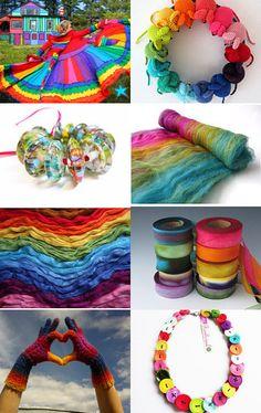 Rainbows <3
