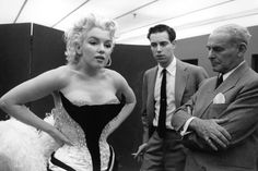 13 Rarely Seen Photos of Marilyn Monroe...March 1955