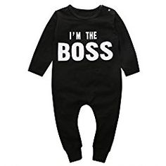 Babies are the boss!