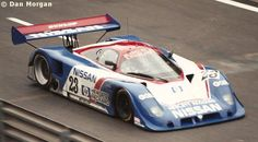 RSC Photo Gallery - World Sports Prototype Championship Spa 1989 - Nissan R89C no.23 - Racing Sports Cars