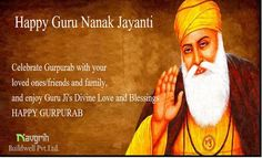May the teachings of Guruji guide us all to a path of compassion and selfless service. Happy #GuruNanakJayanti to all. #Navgrihbuildwell