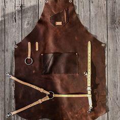 Leather Craftsman's Apron