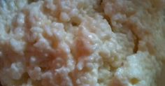 Creamy rice pudding ( slimming world ) worth a go Slimming World Rice Pudding, Slimming World Puddings, Slimming World Deserts, Slimming World Tips, Slimming Recipes, Creamy Rice Pudding, Rice Recipes For Dinner, Healthy Deserts, Desert Recipes
