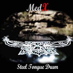 Steel Tongue Drum the handpan