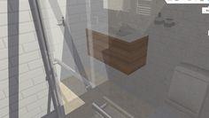 Interior de baño II