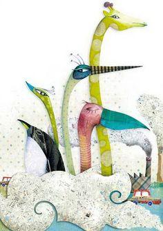 Marie Desbons. Illustrations