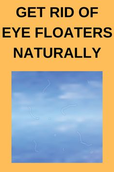 Natural approach to remove eye floaters, without the hassle of a laser vitreolysis procedure. Learn how to get rid of your eye floaters with Eye Floaters No Helping Others, Helping People, How To Get Rid, How To Remove, Vitreous Humour, Jumping To Conclusions, Natural Cures, Surgery, The Cure