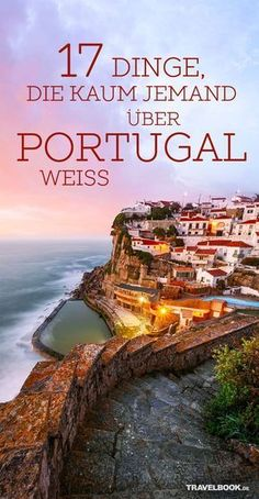 Über Cristiano Ronaldo glauben viele, so ziemlich alles zu wissen. Doch wie sie… About Cristiano Ronaldo, many believe they know just about everything. But what about Portugal? TRAVELBOOK reveals 17 things that hardly anyone knows about the country. Europe Destinations, Holiday Destinations, Cristiano Ronaldo, Porto Portugal, Portugal Travel, Algarve, Places To Travel, Places To Go, Travel Things