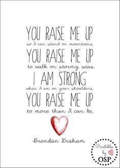 Available for instant download and printing...inspirational words by Brendan Graham. Perfect for framing!