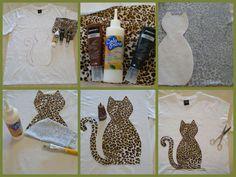 DIY/FVM: customização de roupas