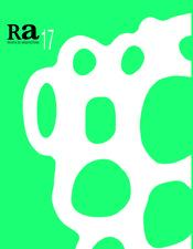 RA. REVISTA DE ARQUITECTURA / Escuela Técnica Superior de Arquitectura, Departamento de Edificación. nº 18. SUMARIO:  http://www.unav.edu/publicaciones/revistas/index.php/revista-de-arquitectura/issue/view/269