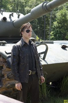 The Walking Dead - The Governor is back.