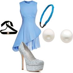 """""""Cinderella"""" by ashley-nicole-parris on Polyvore"""