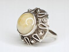 Jewerly, Gemstone Rings, Bright, Gemstones, Metal, Silver, Polish, Artist, Jewels
