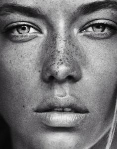 close up portraits professional photography freckles - Google Search