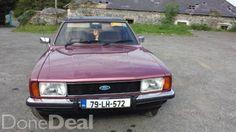 Ford Cortina 79 ghia
