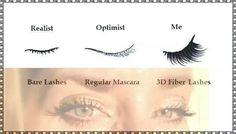 See the difference the RIGHT mascara can make??  www.ourlashes.com