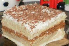 Pyszne i proste ciasto bez pieczenia - Planeta Life Tiramisu, Ethnic Recipes, Cos, Kitchens, Tiramisu Cake