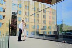 Heather & Nathaniel | Uptown Waterloo Engagement Photography