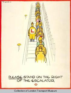 Poster Art 150, exposición de pósters del metro de Londres | Kireei, cosas bellas